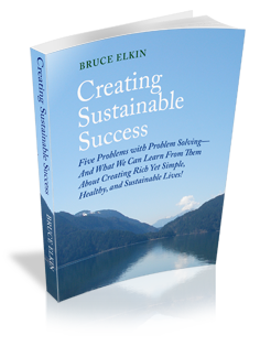 Creating sustainable success